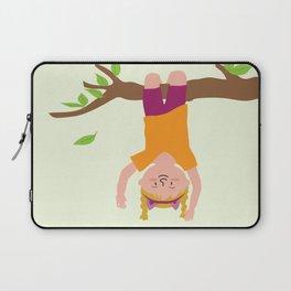 Positively Girly - tree Laptop Sleeve