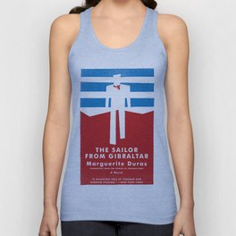 The Sailor from Gibraltar Unisex Tank Top