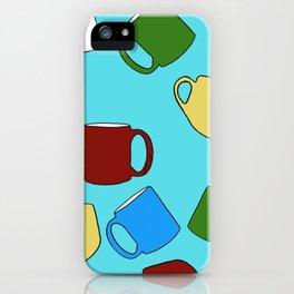 Coffee Mugs! iPhone Case