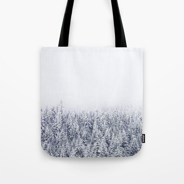 A Tale of Snow #society6 Tote Bag