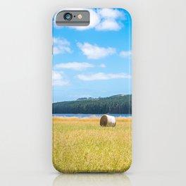 Myponga Bales iPhone Case