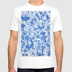 - the captain who fell with the blue angels - Mens Fitted Tee MEDIUM White