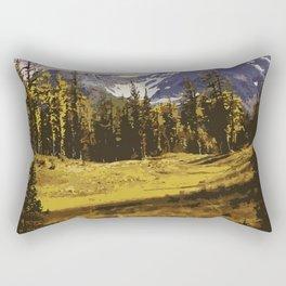 E. C. Manning Provincial Park Rectangular Pillow