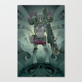 KOGAL APOCOLYPTICA 2013 Canvas Print