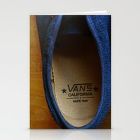 vans Stationery Cards featuring Vans California by RaySnaps