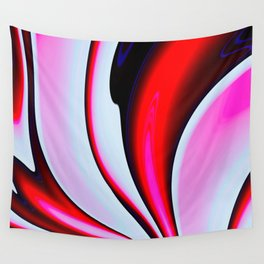 Abstract Fractal Colorways 02BPk Wall Tapestry
