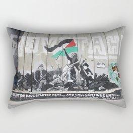 Bethlehem, Palestine Rectangular Pillow