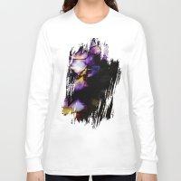 velvet underground Long Sleeve T-shirts featuring Underground by Irène Sneddon