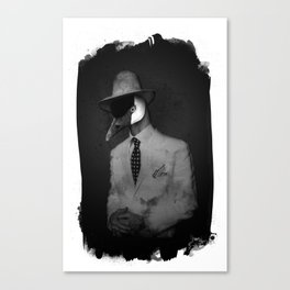 N°4 Canvas Print