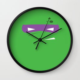 DONNY MASK Wall Clock