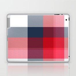 Minimal Plaid 3 Laptop & iPad Skin