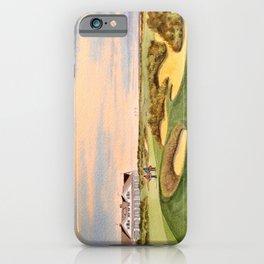 Kiawah Island Ocean Golf Course iPhone Case