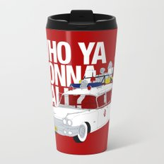 Ghostbusters Travel Mug
