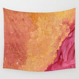 Orange hues Wall Tapestry