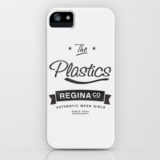 The Plastics - from the movie Mean Girls starring Lindsay Lohan iPhone (5, 5s) Slim Case