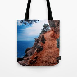Way To The Top Tote Bag