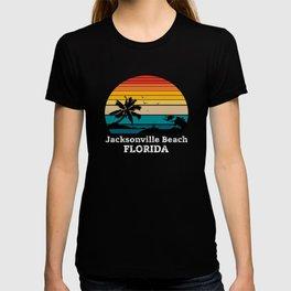 Jacksonville Beach FLORIDA T-shirt