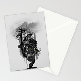 DIRTY WEATHER Stationery Cards