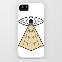 PYRAMID SCHEME iPhone Case