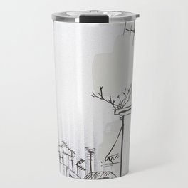 2006 athens roof gardens Travel Mug