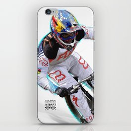 Loic Bruni II iPhone Skin