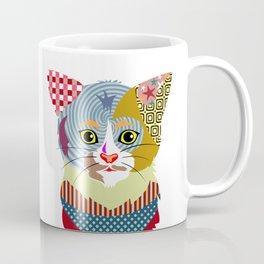 Spectrum Cat Coffee Mug