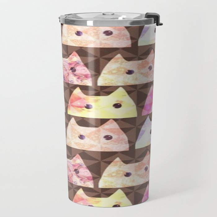 cat-90 Travel Mug