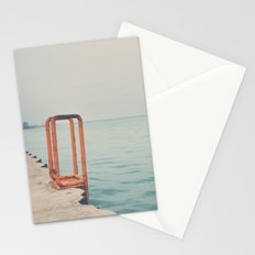 the orange steps ... Stationery Cards