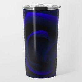 Moody Blue Travel Mug