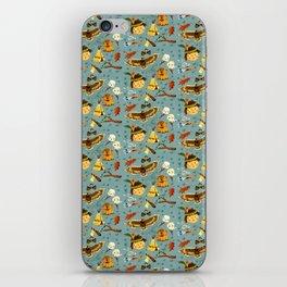 YellowStone Kid iPhone Skin