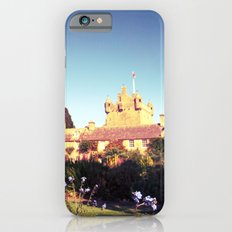 castle flowers. iPhone 6s Slim Case
