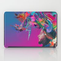 archan nair iPad Cases featuring Lifted by Archan Nair