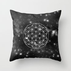 Flower Of Life 004 Throw Pillow