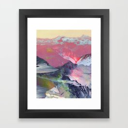 Untitled 20100401 (Landscape) Framed Art Print