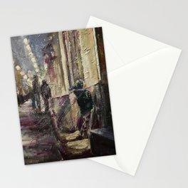 Presentiment Print Original Oil Painting On Canvas Home Living Stationery Cards