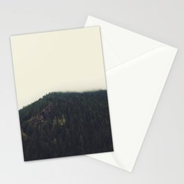 olympic peninsula 02 Stationery Cards