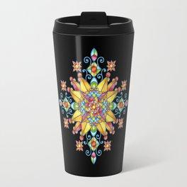 Alhambra Stained Glass Travel Mug