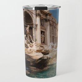Trevi Fountain V Travel Mug