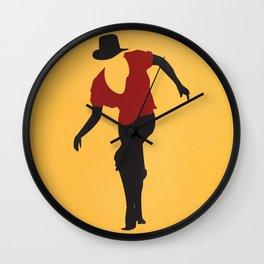 Il Bisbetico Domato  Wall Clock