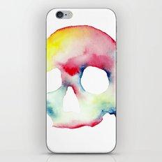 Skull #3 iPhone & iPod Skin
