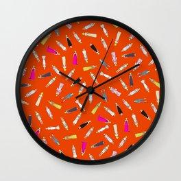 Floating Marilyn Wall Clock
