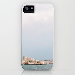 Marseille, France | travel photography art print iPhone Case