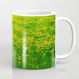 Dandelion Field Coffee Mug
