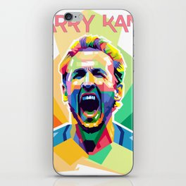 Harry Kane World Cup 2018 Edition iPhone Skin