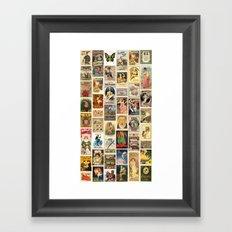 Wallpaper 1 Framed Art Print
