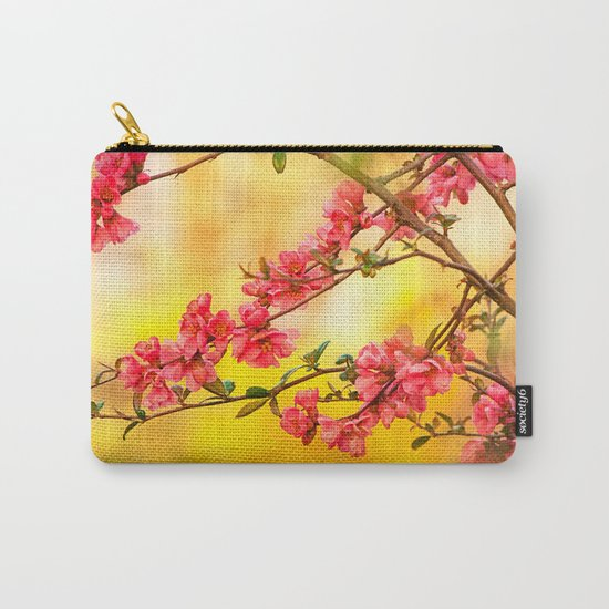 Spring is beautiful Carry-All Pouch
