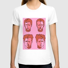 Where is my mind? Pink T-shirt