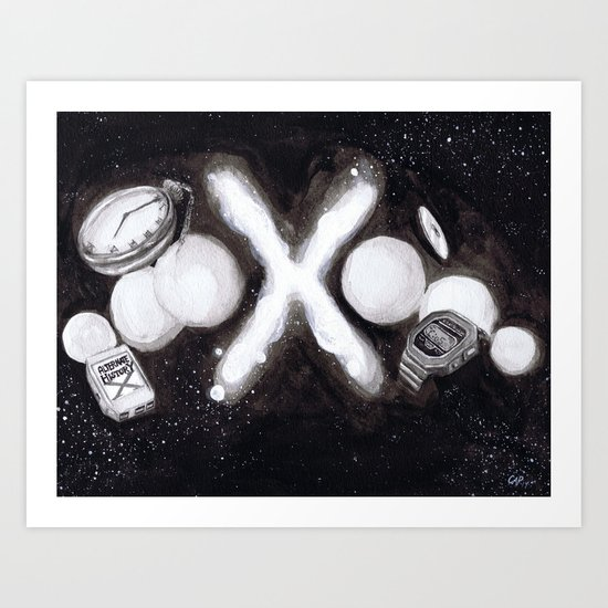"""Alternate History X"" by Cap Blackard Art Print"