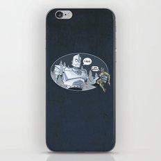The Giant & Groot iPhone & iPod Skin