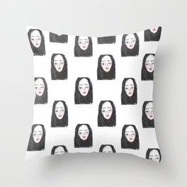 Babe #38 Throw Pillow